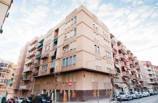 Piso en venta en Elche/elx, Alicante, Calle Patricio Ruiz Gomez, 27.300 €, 3 habitaciones, 1 baño, 75 m2