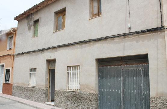 Casa en venta en Caudete, Albacete, Calle la Cruz, 73.150 €, 2 habitaciones, 2 baños, 231 m2