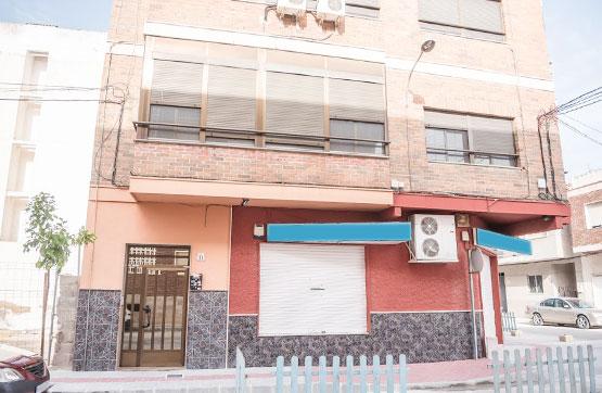 Piso en venta en Dolores, Alicante, Calle General Pastor, 67.900 €, 4 habitaciones, 1 baño, 123 m2