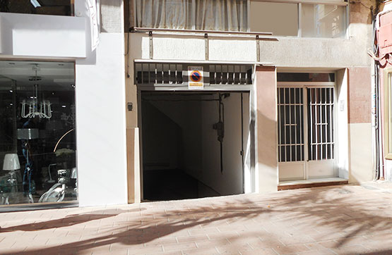 Parking en venta en Motril, Granada, Calle Marques de Vistabella, 15.000 €, 44 m2