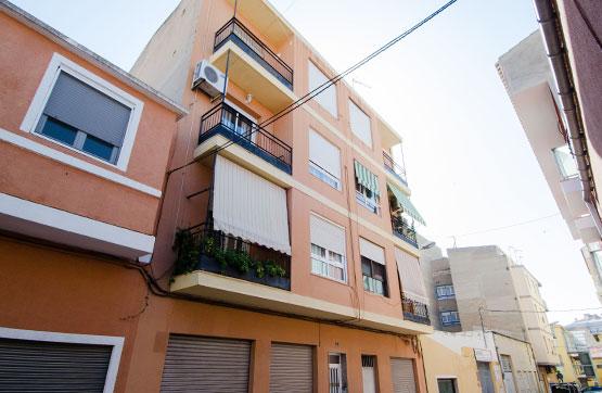Piso en venta en La Estación, Sax, Alicante, Calle Severo Ochoa, 53.000 €, 3 habitaciones, 1 baño, 114 m2