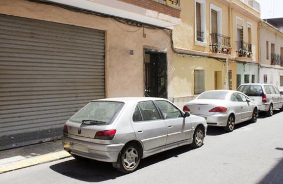 Piso en venta en Sagunto/sagunt, Valencia, Calle Poeta Llombart 56, 63.200 €, 4 habitaciones, 1 baño, 111 m2