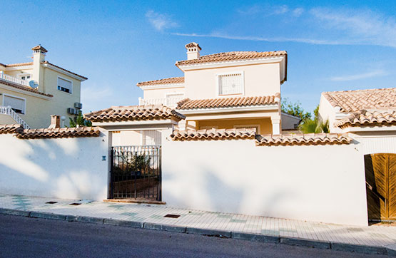 Casa en venta en Orihuela, Alicante, Urbanización Lomas Campoamor, 265.600 €, 5 habitaciones, 2 baños, 186 m2
