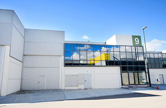 Industrial en venta en Cartuja Baja, Zaragoza, Zaragoza, Calle Esparto, 60.000 €, 569 m2