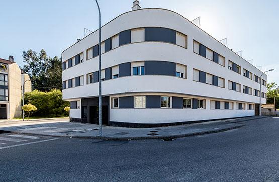 Piso en venta en Salvaterra de Miño, Pontevedra, Calle Rosalia de Castro, 55.200 €, 2 habitaciones, 1 baño, 81 m2