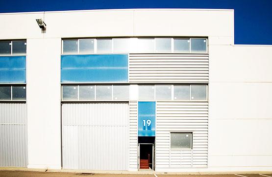 Industrial en venta en Cartuja Baja, Zaragoza, Zaragoza, Calle Sisallo, 56.200 €, 479 m2