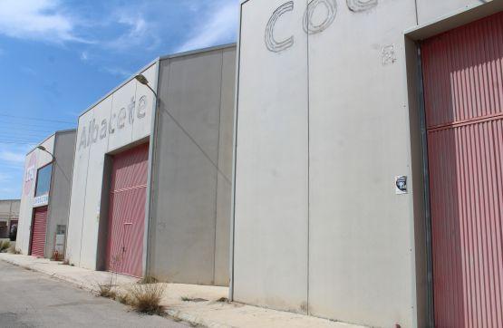 Industrial en venta en Los Llanos, Albacete, Albacete, Carretera N-322, 122.300 €, 485 m2