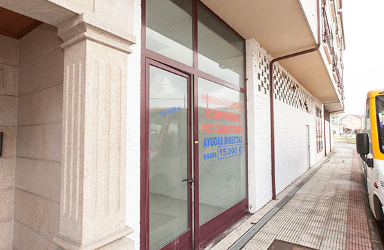 Local en venta en Moraña, Pontevedra, Calle N-2, 33.108 €, 176 m2