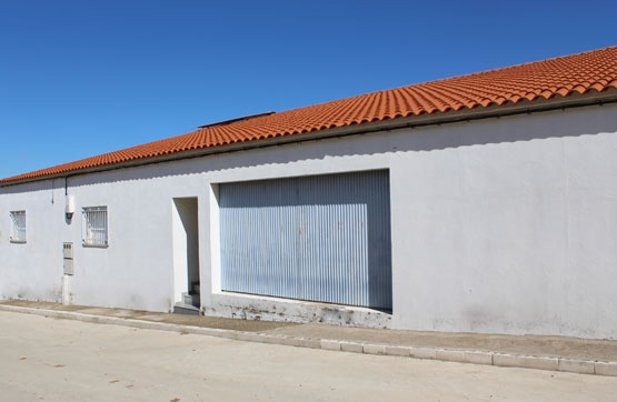 Industrial en venta en Holguera, Cáceres, Calle Oliva, 92.600 €, 1072 m2