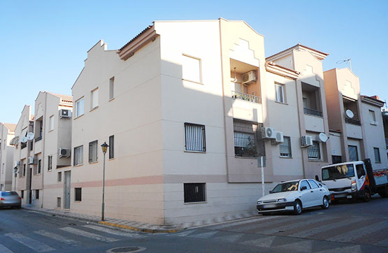 Piso en venta en Albolote, Granada, Calle Aricel, 45.500 €, 2 habitaciones, 1 baño, 63 m2