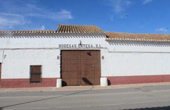 Industrial en venta en La Roda, Albacete, Calle Puerta de Cuenca, 517.000 €, 3508 m2
