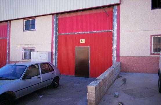 Industrial en venta en Jerez de la Frontera, Cádiz, Carretera El Portal, 54.700 €, 160 m2