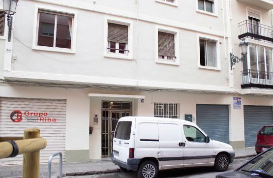 Piso en venta en Valencia, Valencia, Calle Actor Llorens, 70.000 €, 4 habitaciones, 1 baño, 76 m2