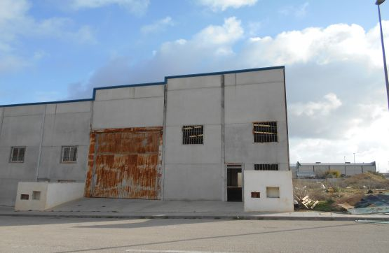 Industrial en venta en Huétor Tájar, Granada, Calle Dinamarca, 81.700 €, 308 m2