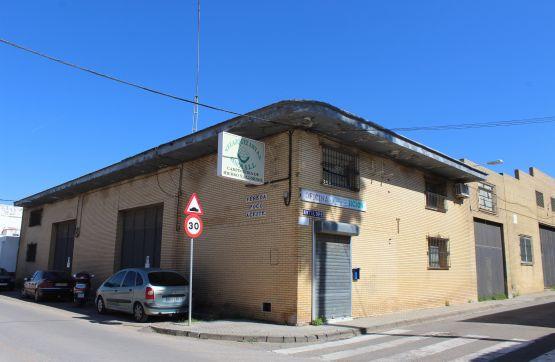 Industrial en venta en Sevilla, Sevilla, Calle Vereda Poco Aceite, 241.500 €, 788 m2