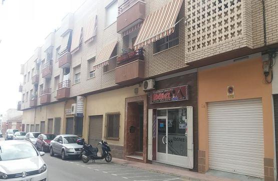 Piso en venta en Alhama de Murcia, Murcia, Calle Menendez Y Pelayo, 70.000 €, 3 habitaciones, 1 baño, 103 m2