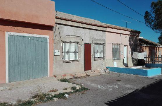 Casa en venta en Pedanía de Valladolises Y Lo Jurado, Murcia, Murcia, Calle los Maestros, 78.700 €, 3 habitaciones, 1 baño, 149 m2