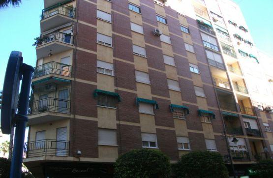 Piso en venta en Molina de Segura, Murcia, Paseo Rosales, 75.000 €, 1 baño, 104 m2
