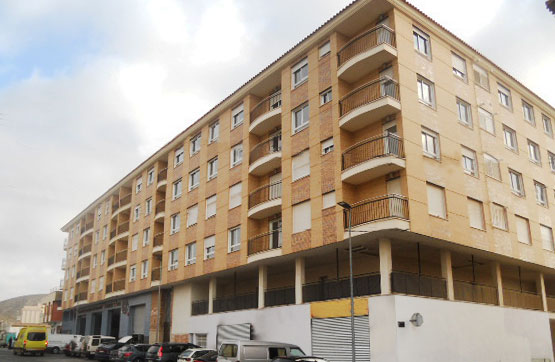 Piso en venta en Jumilla, Murcia, Calle Yecla, 73.300 €, 3 habitaciones, 2 baños, 108 m2