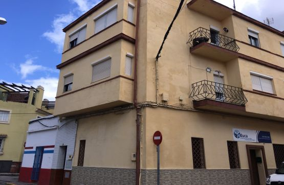 Piso en venta en La Línea de la Concepción, Cádiz, Calle Cuba, 44.900 €, 2 habitaciones, 1 baño, 60 m2