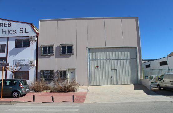 Industrial en venta en Albacete, Albacete, Calle A, 164.400 €, 615 m2
