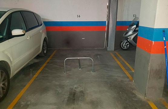 Parking en venta en Paiporta, Valencia, Calle de L`horta, 8.100 €, 21 m2