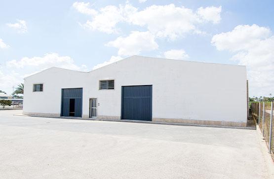 Industrial en venta en Elche/elx, Alicante, Calle Alzabaras Bajo, 225.600 €, 1556 m2