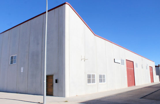 Industrial en venta en La Gineta, la Gineta, Albacete, Calle Albañiles, 134.600 €, 794 m2