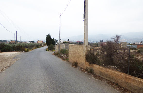 Suelo en venta en Pechina, Pechina, Almería, Paraje Boquera del Camino, 46.400 €, 5000 m2