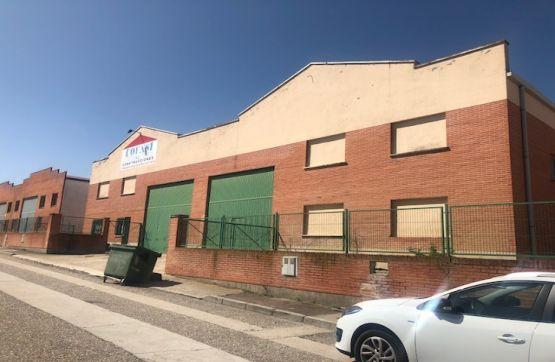Industrial en venta en Castellanos de Moriscos, Salamanca, Calle Soria, 185.200 €, 780 m2