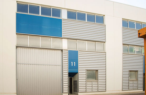 Industrial en venta en Cartuja Baja, Zaragoza, Zaragoza, Calle Sisallo, 74.300 €, 633 m2