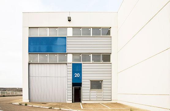 Industrial en venta en Cartuja Baja, Zaragoza, Zaragoza, Calle Sisallo, 57.500 €, 488 m2
