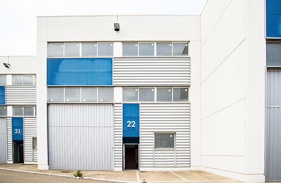 Industrial en venta en Cartuja Baja, Zaragoza, Zaragoza, Calle Sisallo, 77.200 €, 656 m2