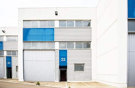 Industrial en venta en Cartuja Baja, Zaragoza, Zaragoza, Calle Sisallo, 61.600 €, 523 m2