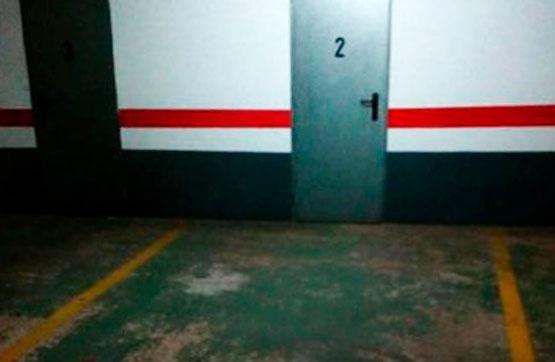 Parking en venta en L´olivereta, Valencia, Valencia, Calle Jose Maria Bayarri, 10.000 €, 25 m2