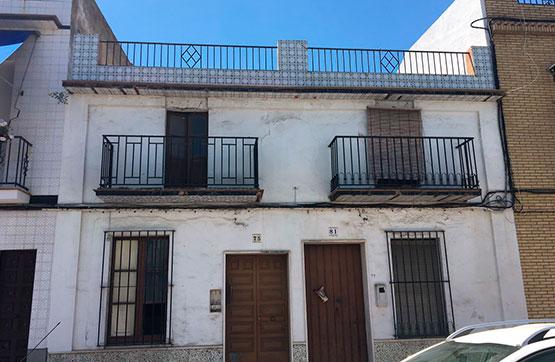 Casa en venta en Bollullos Par del Condado, Huelva, Avenida Veintiocho de Febrero, 80.000 €, 3 habitaciones, 1 baño, 166 m2
