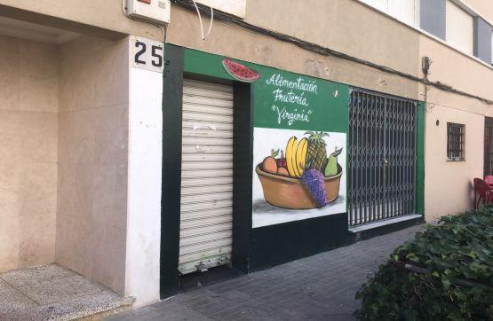 Local en venta en Los Albarizones, Jerez de la Frontera, Cádiz, Calle Maestro Fernando Sierra, 42.000 €, 56 m2