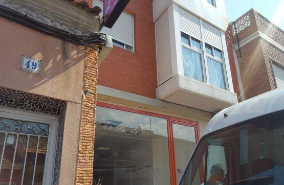 Local en venta en Murcia, Murcia, Calle Lorca, 87.400 €, 122 m2