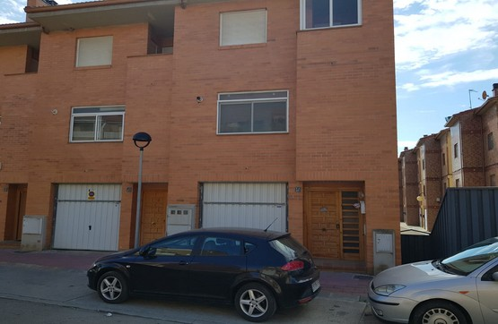 Casa en venta en La Puebla Alfindén, Zaragoza, Calle Compromiso de Caspe, 146.100 €, 2 habitaciones, 1 baño, 56 m2