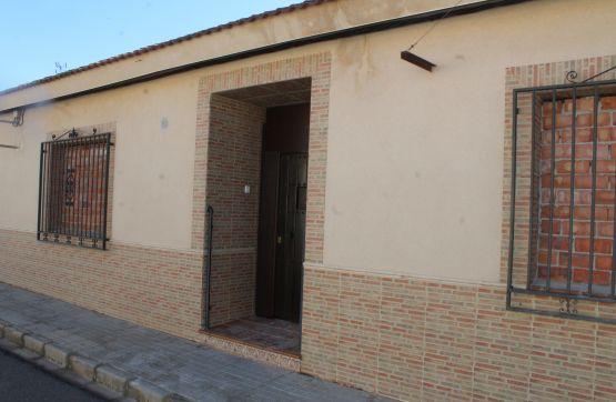 Casa en venta en Argamasilla de Alba, Ciudad Real, Calle Pasos, 117.420 €, 3 habitaciones, 2 baños, 263 m2