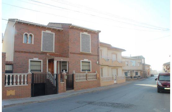 Casa en venta en Pozuelo de Calatrava, Ciudad Real, Calle Calvario, 126.700 €, 4 habitaciones, 2 baños, 244 m2