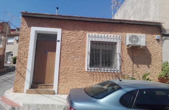 Casa en venta en Pedanía de Algezares, Murcia, Murcia, Calle San Roque, 42.100 €, 2 habitaciones, 75 m2