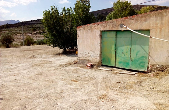 Industrial en venta en Gorga, Alicante, Paraje Subira, 80.500 €, 1020 m2