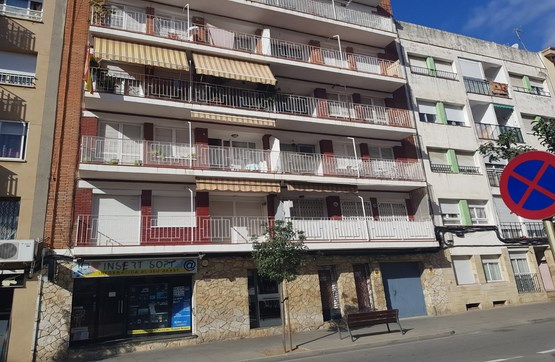 Piso en venta en Poblenou, Pineda de Mar, Barcelona, Avenida Mediterrani, 125.600 €, 3 habitaciones, 1 baño, 80 m2