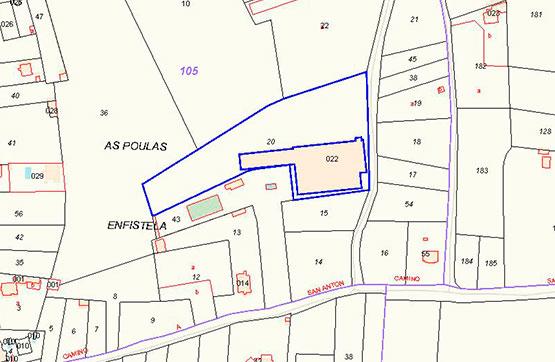 Industrial en venta en A Rasela, Verín, Ourense, Calle Infistela, 215.000 €, 2 m2
