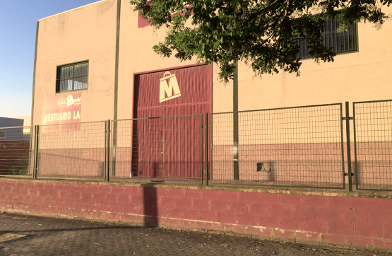 Industrial en venta en Guadalcacín, Jerez de la Frontera, Cádiz, Calle Newton, 197.600 €, 340 m2