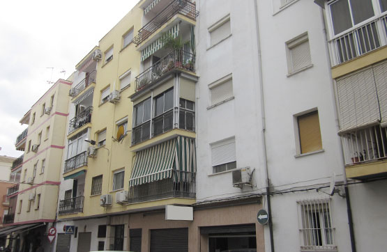 Piso en venta en Piso en Andújar, Jaén, 56.400 €, 1 baño, 98 m2