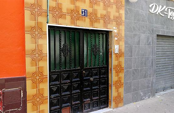 Piso en venta en Los Albarizones, Jerez de la Frontera, Cádiz, Barrio San Telmo Viejo, 28.410 €, 3 habitaciones, 1 baño, 80 m2
