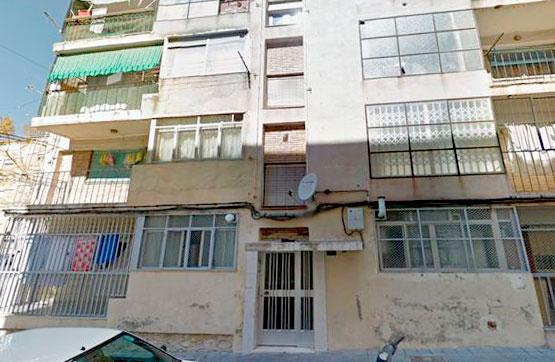 Piso en venta en Los Ángeles, Alicante/alacant, Alicante, Calle Zafiro, 21.900 €, 3 habitaciones, 1 baño, 58 m2