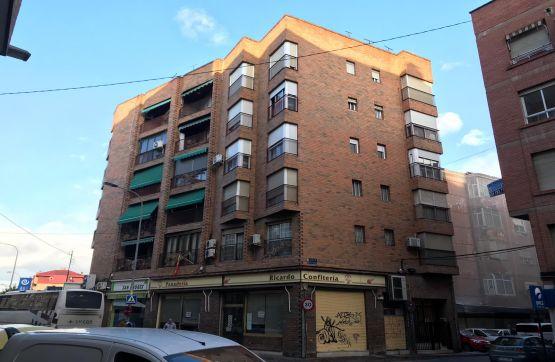 Piso en venta en Murcia, Murcia, Calle Huerto Gambin, 126.500 €, 3 habitaciones, 2 baños, 136 m2